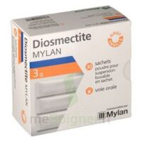 Diosmectite Mylan 3 G Pdr Susp Buv 30sach/3g à GRENOBLE
