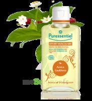 Puressentiel Articulations & Muscles Huile De Massage Bio** Effort Musculaire - Arnica - Gaulthérie - 100 Ml à GRENOBLE