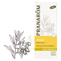 Pranarom Huile Végétale Bio Argan 50ml à GRENOBLE