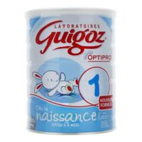 GUIGOZ 1, bt 800 g à GRENOBLE