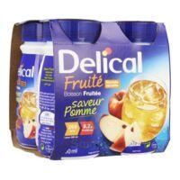 DELICAL BOISSON FRUITEE Nutriment pomme 4Bouteilles/200ml à GRENOBLE