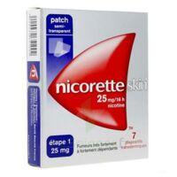 Nicoretteskin 25 Mg/16 H Dispositif Transdermique B/28 à GRENOBLE