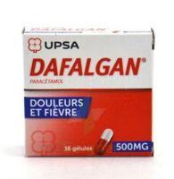 DAFALGAN 500 mg Gélules 2plq/8 (16) à GRENOBLE