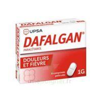 DAFALGAN 1000 mg Comprimés pelliculés Plq/8 à GRENOBLE