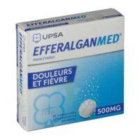 EFFERALGANMED 500 mg, comprimé effervescent sécable à GRENOBLE
