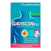 Gavisconell Suspension Buvable Sachet-dose Menthe Sans Sucre 12sach/10ml à GRENOBLE