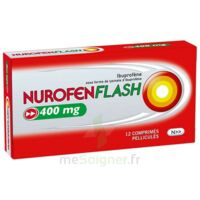 NUROFENFLASH 400 mg Comprimés pelliculés Plq/12 à GRENOBLE