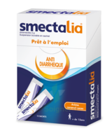 SMECTALIA 3 g Suspension buvable en sachet 12Sach/10g à GRENOBLE