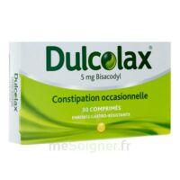 DULCOLAX 5 mg Comprimés enrobés gastro-résistants Plq/30 à GRENOBLE