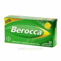 Berocca Comprimés effervescents sans sucre T/30 à GRENOBLE