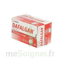 DAFALGAN 1000 mg Comprimés effervescents B/8 à GRENOBLE