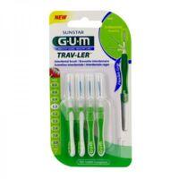 Gum Trav - Ler, 1,1 Mm, Manche Vert , Blister 4 à GRENOBLE