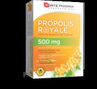 Forte Pharma Propolis 500 Solution buvable 20 Ampoules/10ml à GRENOBLE