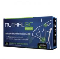 Nutralgic Muscle Comprimés Décontractant Musculaire B/14 à GRENOBLE
