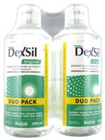 Dexsil Original Silicium Organique Solution Buvable Lot de 2 x 1 L à GRENOBLE