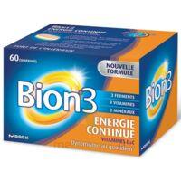 Bion 3 Energie Continue Comprimés B/60 à GRENOBLE