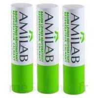 Amilab Baume labial réhydratant et calmant lot de 3 à GRENOBLE