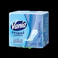 Vania Maxi Serviette périodique normal Sachet/16 à GRENOBLE