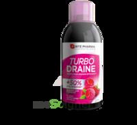 Turbodraine Solution buvable Framboise 2*500ml à GRENOBLE
