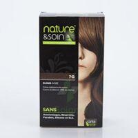 Nature & Soin Kit Coloration 7g Blond Doré à GRENOBLE