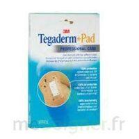 Tegaderm + Pad, 5 Cm X 7 Cm , Bt 10 à GRENOBLE