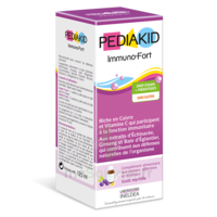 Pédiakid Immuno-Fort Sirop myrtille 125ml à GRENOBLE
