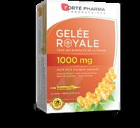 Forte Pharma Gelée Royale 1000 Mg Solution Buvable 20 Ampoules/10ml à GRENOBLE