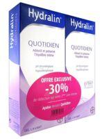 Hydralin Quotidien Gel lavant usage intime 2*200ml à GRENOBLE