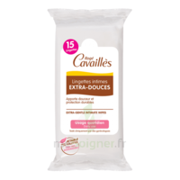 Rogé Cavaillès Intime Lingette extra douce Pochette/15 à GRENOBLE
