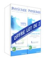 Physiomer Solution nasale adulte enfant 2*Sprays/135ml à GRENOBLE