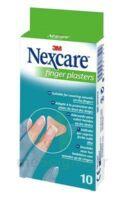 Nexcare Finger Plaster Pansements Papillon doigt B/10 à GRENOBLE