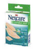 Nexcare Comfort 360° Pansement assortiment B/30 à GRENOBLE