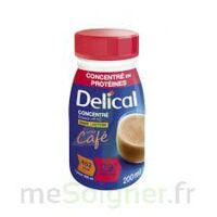 DELICAL BOISSON HP HC CONCENTREE Nutriment café 4Bouteilles/200ml à GRENOBLE