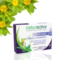 Seriane Stress & Sommeil Gélules B/30 à GRENOBLE