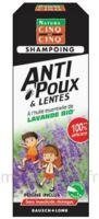 Cinq sur Cinq Natura Shampooing anti-poux lentes lavande 100ml à GRENOBLE