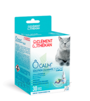 Clément Thékan Ocalm phéromone Recharge liquide chat Fl/44ml à GRENOBLE