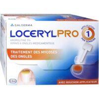 Locerylpro 5 % V Ongles Médicamenteux Fl/2,5ml+spatule+30 Limes+lingettes à GRENOBLE