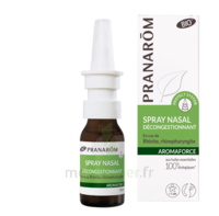 Aromaforce Solution nasale dégage le nez 15ml à GRENOBLE