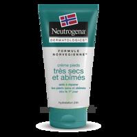 Neutrogena Crème pieds très secs et abîmés T/150ml à GRENOBLE