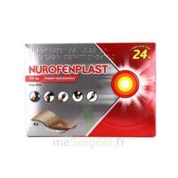 NUROFENPLAST 200 mg Emplâtre médic 4Sach à GRENOBLE