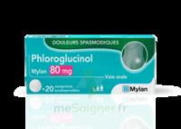 PHLOROGLUCINOL MYLAN 80 mg, comprimé orodispersible à GRENOBLE