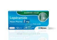 Loperamide Mylan Pharma 2mg, Gélules à GRENOBLE