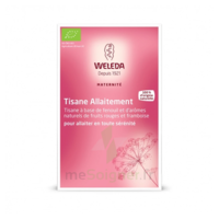 "Weleda Tisane Allaitement ""Fruits rouges"" 2x20g à GRENOBLE"