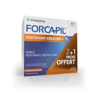 Forcapil Fortifiant + Kératine Gélules B/180 à GRENOBLE