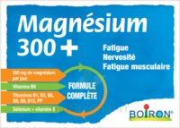 Boiron Magnésium 300+ Comprimés B/80 à GRENOBLE