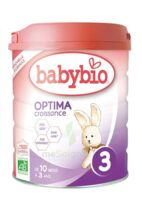 BABYBIO Optima 3 à GRENOBLE