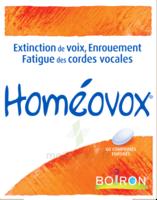 Boiron Homéovox Comprimés à GRENOBLE