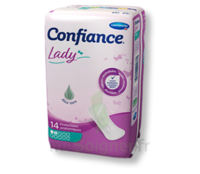 Confiance Lady Protection Anatomique Incontinence 2 Gouttes Sachet/14 à GRENOBLE