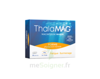 THALAMAG FORME PHYSIQUE & MENTALE Magnésium Marin Fer Vitamine B9 Gélules B/30 à GRENOBLE