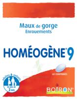 Boiron Homéogène 9 Comprimés à GRENOBLE
